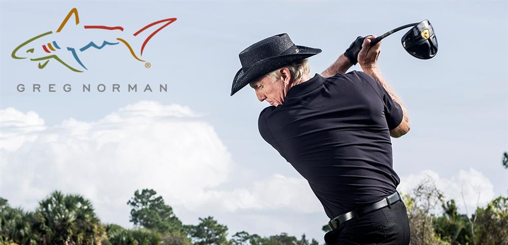 Greg Norman Shark Clothing
