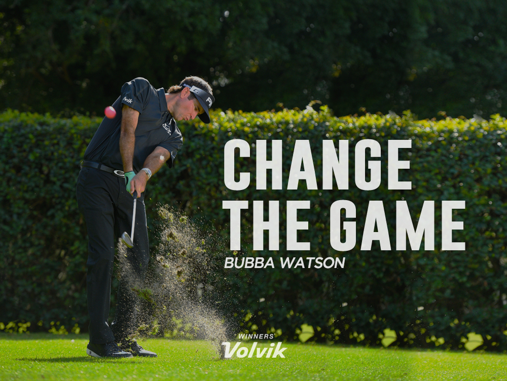 Volvik Golf Balls - Used on Tour by Bubba Watson