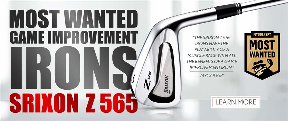 Most Wanted!  Srixon Z565 Irons