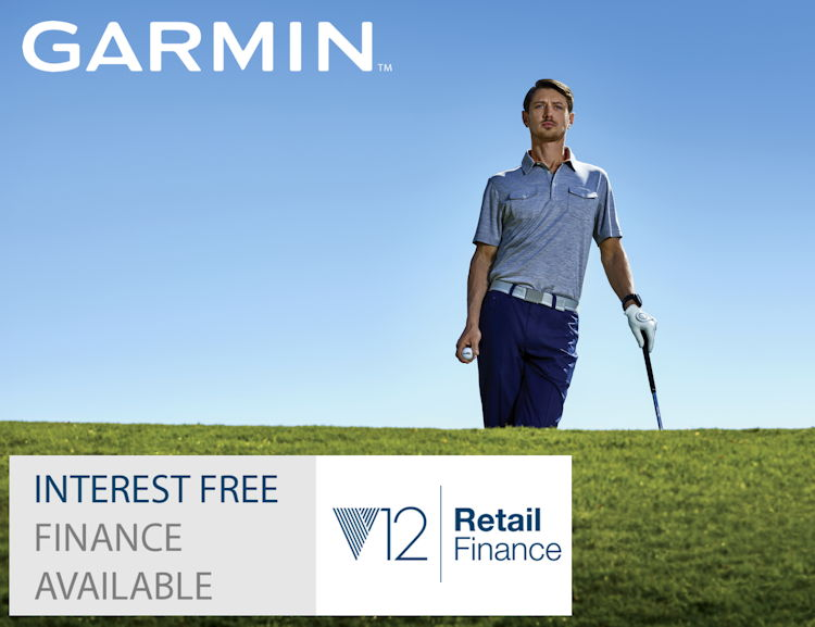 Interest Free Finance on Garmin Products