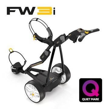 Picture of Powakaddy FW3i Electric Trolley -  and FREE Accessory