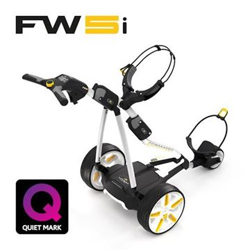 Picture of Powakaddy FW5i Electric Trolley -  and FREE Accessory