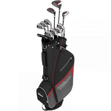 Picture of Wilson 1200 XV Package Set - Mens - 10 Clubs