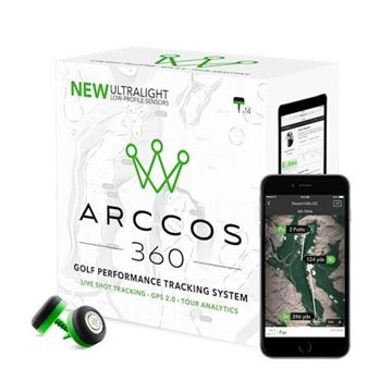 Picture of Arccos 360 Golf Sensor Performance Tracking System