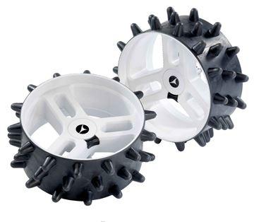 Picture of Motocaddy  S-Series Hedgehog Winter Wheels (Pair)