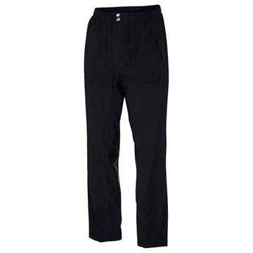 Picture of Galvin Green Mens Alf Trousers - Black