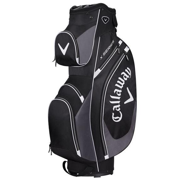 Picture of Callaway X Series Cart Bag - Black/Grey