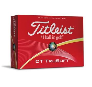 Picture of Titleist Tru-Soft 2017 Model Golf Balls