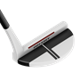 Picture of Odyssey O-Works #9 White/Black/White Putter