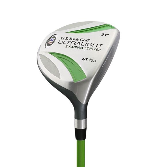 Picture of US Kids Junior UL57 Fairway Driver WT-15u