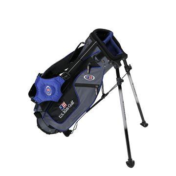Picture of US Kids Junior UL45 Stand Bag WT-25u, 23 Inch, Grey/Blue Bag