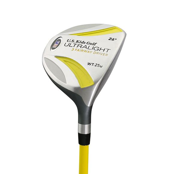 Picture of US Kids Junior UL42 Fairway Driver WT-25u
