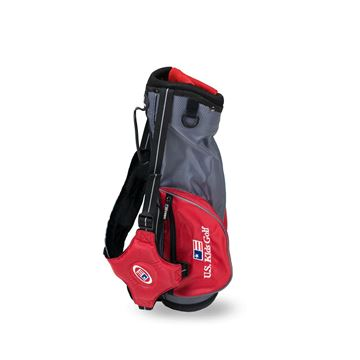 Picture of US Kids Junior UL39 Carry Bag WT-30u, 20 Inch, Grey/Red Bag