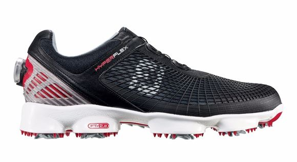 Picture of Footjoy Mens HyperFlex Boa Golf Shoes 51078