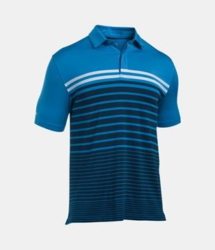 Picture of Under Armour Mens Coldblack Groove Polo Shirt