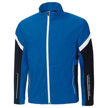 Picture of Galvin Green Mens Allen Waterproof Jacket - Kings Blue