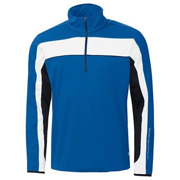 Picture of Galvin Green Mens Blake Windstopper Jacket - Kings Blue