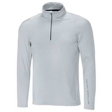 Picture of Galvin Green Mens Dean Insula Pullover - Grey