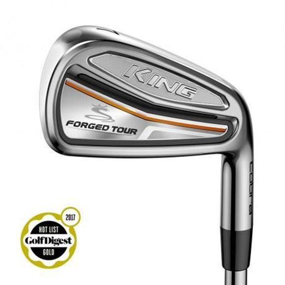 Picture of Cobra King Forged Tour Irons