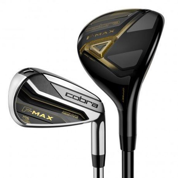 Picture of Cobra F-Max Combo Irons