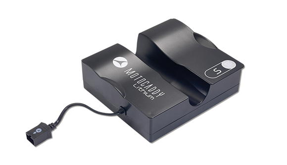 Picture of Motocaddy S-Series Standard Lithium Battery & Charger