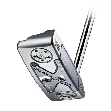 Picture of Scotty Cameron & Crown Newport Mallet 1 Putter