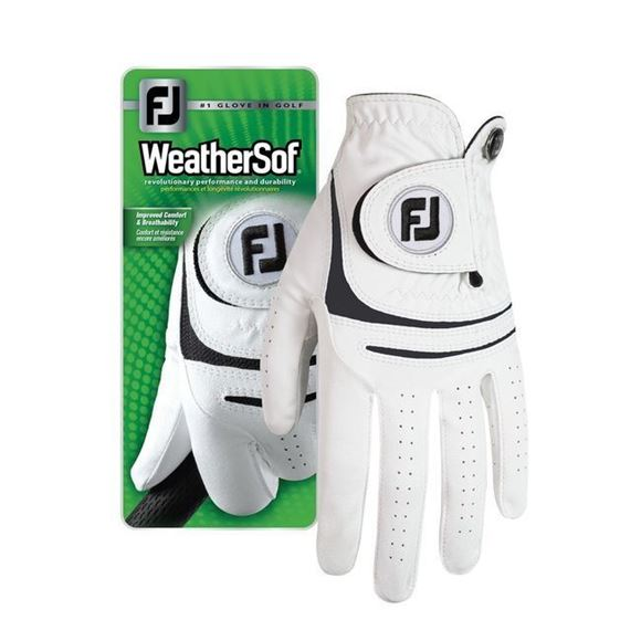 Picture of Footjoy Mens WeatherSof Golf Glove