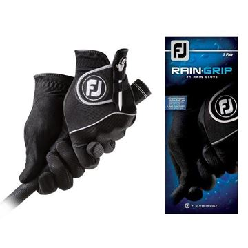 Picture of Footjoy Mens RainGrip Golf Glove Pair