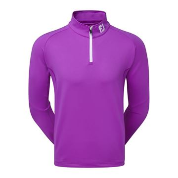 Picture of Footjoy Mens Athletic Fit ChillOut Pullover
