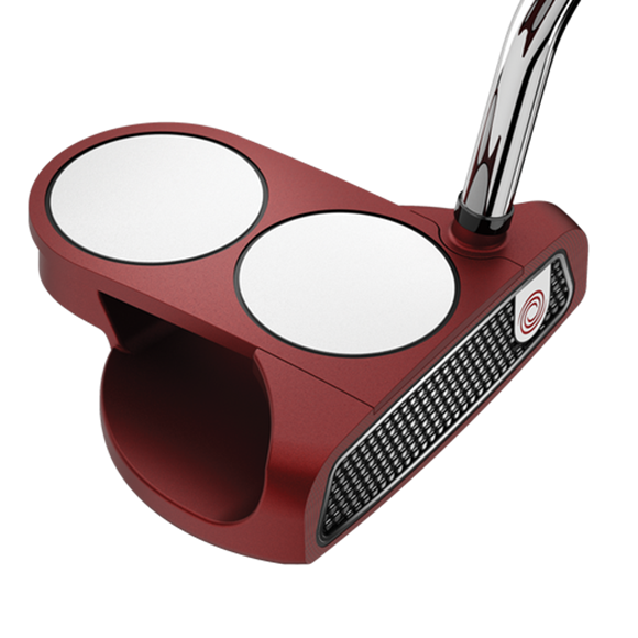 Picture of Odyssey O-Works Red 2-Ball Putter
