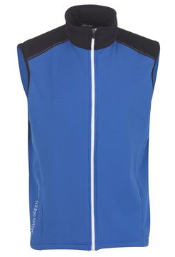 Picture of Galvin Green Mens Denver Insula Vest - Blue