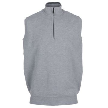 Picture of Galvin Green Mens Camden Insula Sweater Vest - Grey