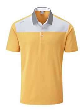 Picture of Ping Mens Drake Tailored Fit Polo Shirt