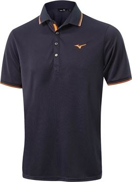 Picture of Mizuno Mens Breath Thermo Polo Shirt