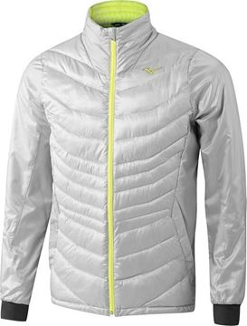 Picture of Mizuno Mens Breath Thermo Full zip Jacket