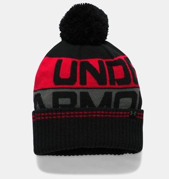 Picture of Under Armour Mens UA Retro Pom 2.0 Beanie