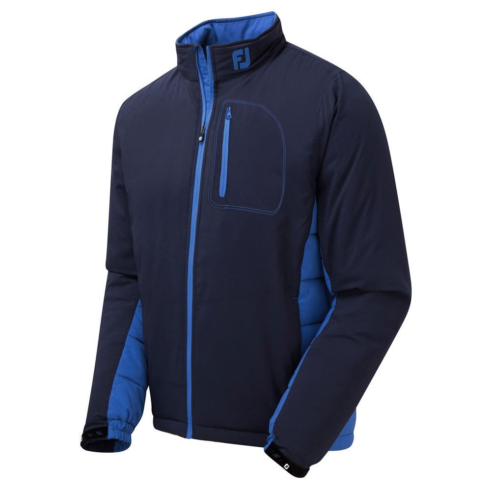 footjoy mens thermal quilted jacket next day delivery