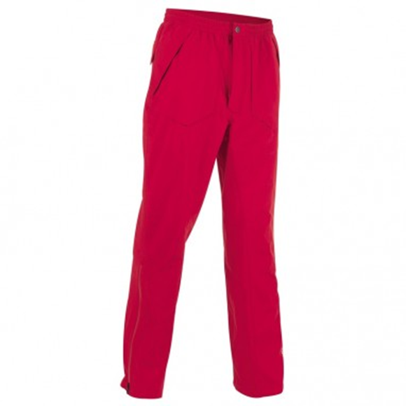Picture of Galvin Green Mens August Trousers - Red