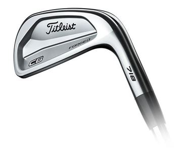 Picture of Titleist 718 CB Irons 4-PW Project X LZ Stiff Steel