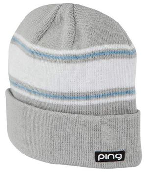 Picture of Ping Ladies Knit Bobble Hat