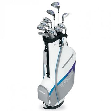 Picture of Wilson 1200 XV Package Set - Ladies - 9 Clubs