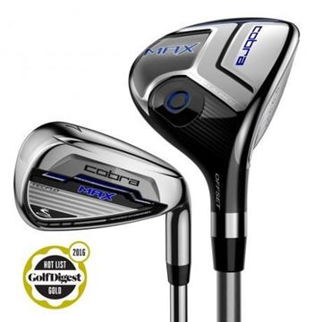 Picture of Cobra Max Combo Irons