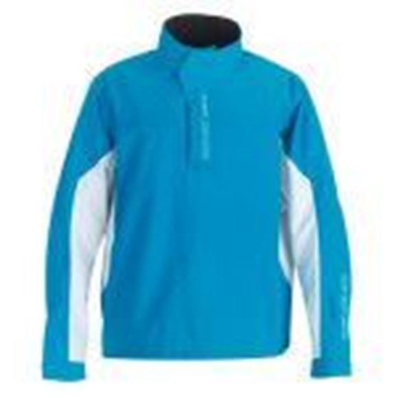 Picture of Galvin Green Mens Angus Waterproof Jacket - Deep Ocean