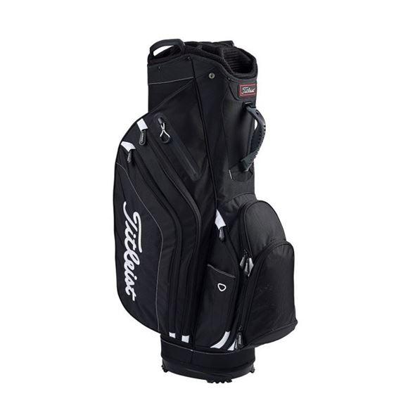Titleist Lightweight Cart Bag - Black