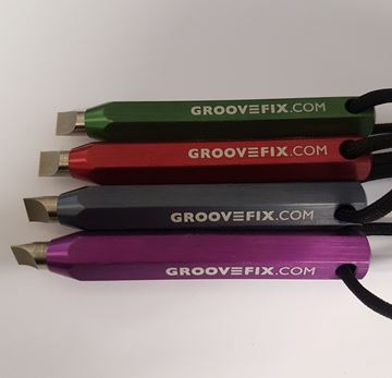 Picture of Groove Fix Groove Sharpener