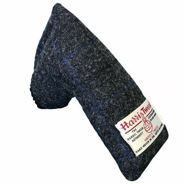 Picture of SRC Harris Tweed Putter Cover - Bugle Mallet