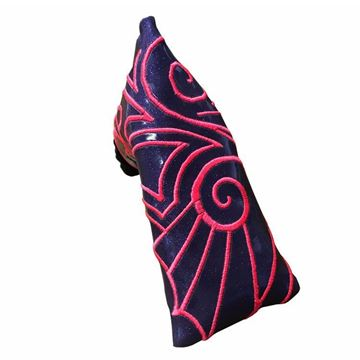 Picture of SRC Putter Cover - Elements Purple