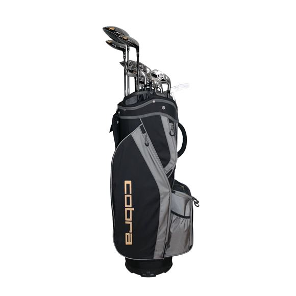 Picture of Cobra Mens Fly-Z S Package Set / 11 Club Set with Cart Bag