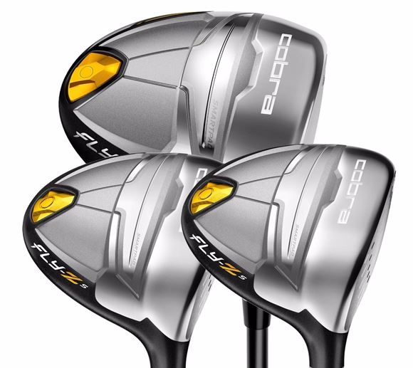 Picture of Cobra Fly-Z S Wood Bundle - Driver, 3 Wood & 5 Wood