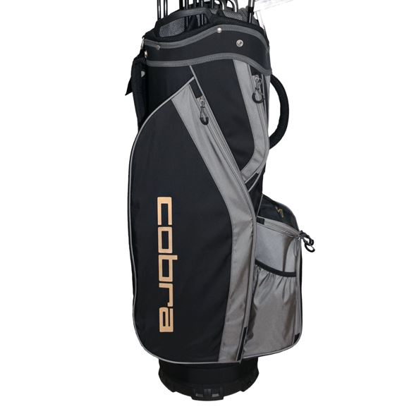Picture of Cobra Black Fly-Z S Cart Bag (bag only)